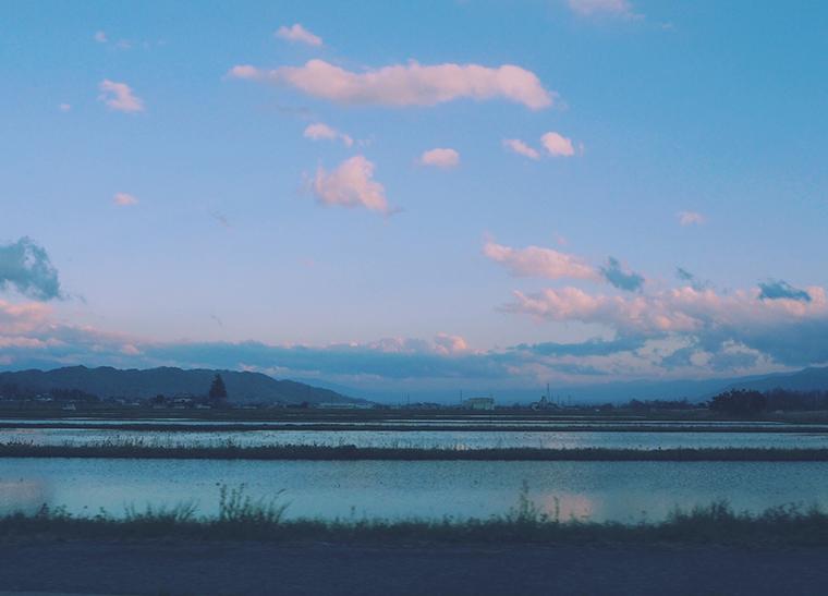 安曇野,大町,長野