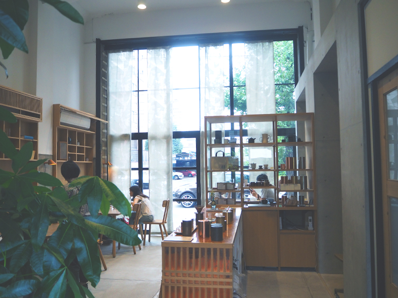京都,KYOTO,開花堂,開花堂カフェ,KAIKADO
