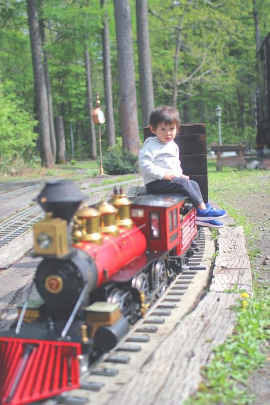 白馬,トレインパーク,電車好き,鉄男,長野,安曇野,旅,親子旅,子連れ旅,コトバの庭,吉田ちかげ,chikage