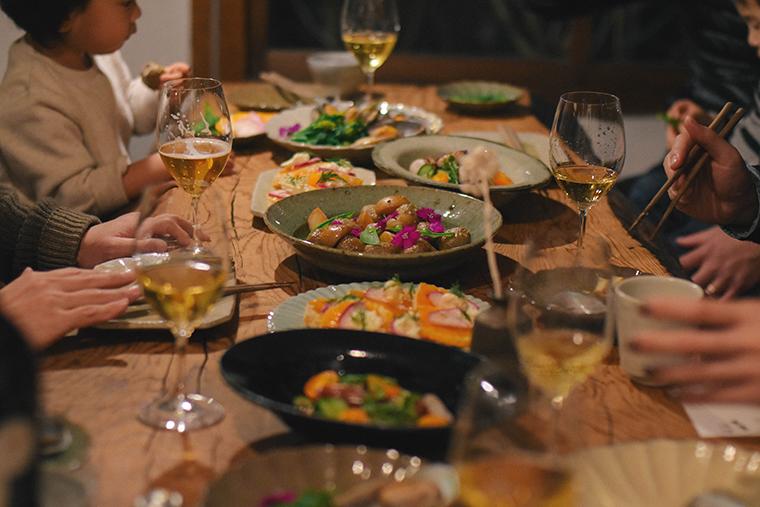 食と器,スモールギャザリング,佐々木智也,陶芸,うつわ,器,うつわ好き,愛媛,砥部焼