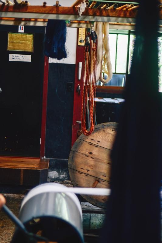 暮らす旅,日本縦断,家族旅,親子旅,子連れ旅行,子連れ旅,日本一周,こありっぷ,本州,キャンプ,食,民芸,民藝,吉田ちかげ,京都,美山,茅葺き屋根,藍美術館