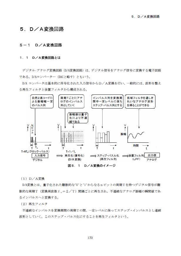 5.D/A変換回路