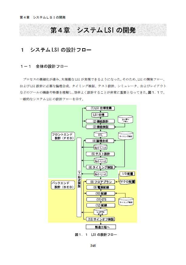 1.システムLSI設計