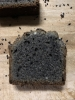 ソルダム酵母徹子の真っ黒ごまケーキ