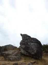 七高山巡り、ドンク岩☆16-1-6