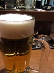 三宮でビール☆16-3-15