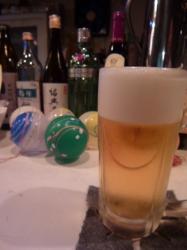 hirukoでビール☆16-8-5
