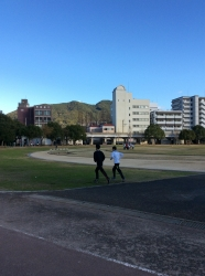 長崎、市営陸上競技場☆16-12-28