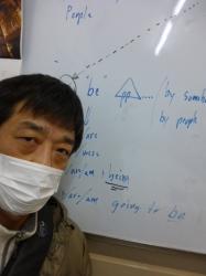 英会話クラス☆17-1-22