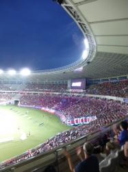 味スタ、FC東京サポーター☆17-8-13