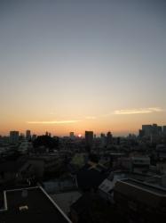 日の出☆17-8-23