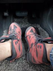 登山靴、長靴代用☆17-10-22