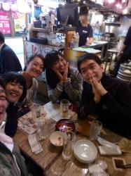 恵比寿横丁で飲み☆17-10-23