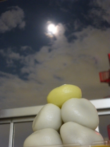 月見団子☆17-11-2