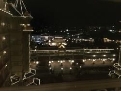 ランドホテルから夜のランド☆17-11-10