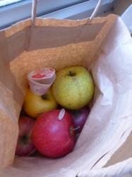 りんご5種類☆17-12-13