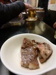オキズキッチン、ふるまい肉☆17-12-12