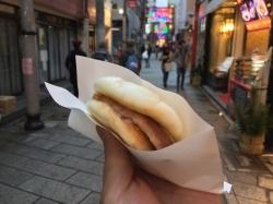 角煮饅頭、新地中華街☆18-1-5