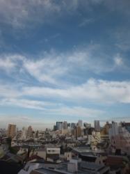 雨上がりの青空☆18-4-25