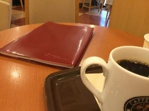 ベローチェ、コーヒー☆18-6-12