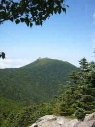 金峰山、朝日岳から☆18-7-20