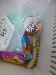 アイス各種☆18-8-2