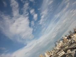 台風後の空☆18-8-9