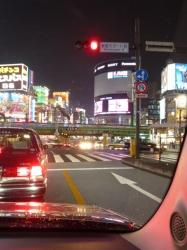 ドライブ、新宿大ガード前☆19-7-11