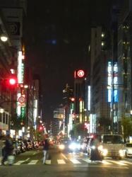 ドライブ、銀座☆19-7-11