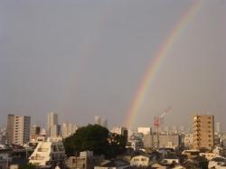 虹、ダブル☆20-5-28