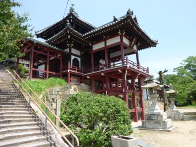 西方寺本堂その1