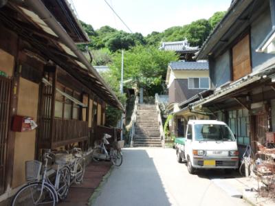 長生寺入口