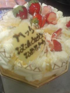 八田ケーキ