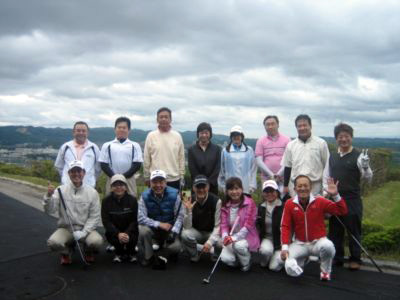 コトハナゴルフクラブ2010_集合写真
