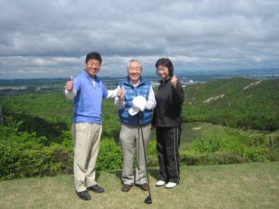 コトハナゴルフクラブ2010_記念写真1