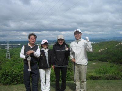 コトハナゴルフクラブ2010_記念写真2