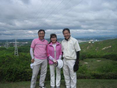 コトハナゴルフクラブ2010_記念写真3