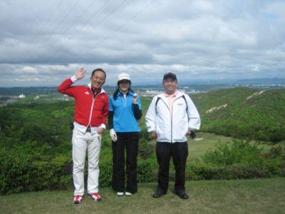 コトハナゴルフクラブ2010_記念写真4