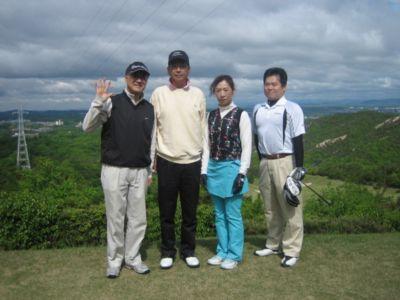 コトハナゴルフクラブ2010_記念写真5