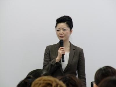 藤村純子さん