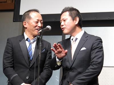 佐藤先生&河原先生の漫才