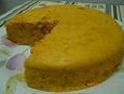 パンプキンケーキその1