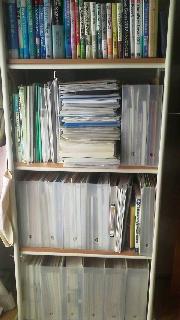 書類棚 ビフォー1