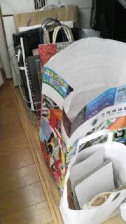 紙袋 収納