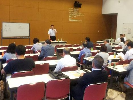 三重県農業会議さんの講演