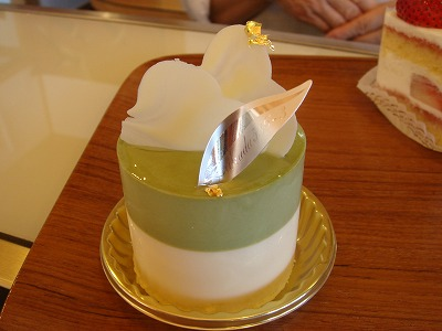 ケーキハウスフクダ