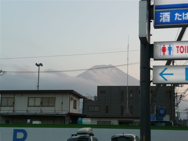 富士吉田田園風景3