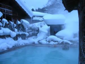 鶴の湯 乳頭温泉