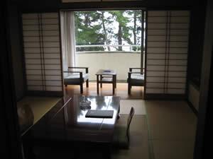 琵琶湖ロイヤルホテル客室