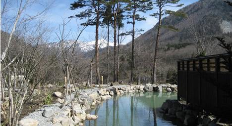 奥飛騨温泉 深山桜庵